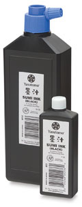 Liquid Sumi Ink, Water Resistant
