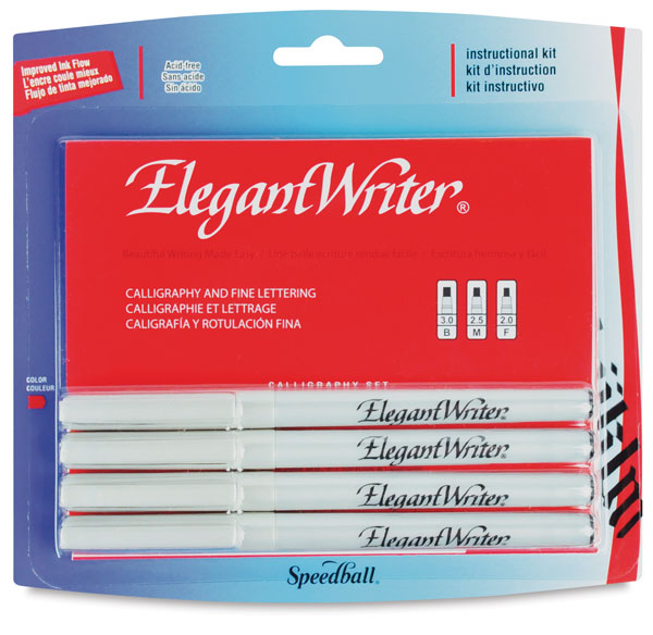 Elegant Writer Calligraphy Set
