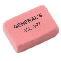 General's All-Art Pink Eraser