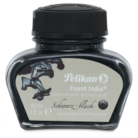 Pelikan Fount India Fountain Pen Drawing Ink