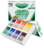 Classpack of 200 Assorted Colors, Broad Tips