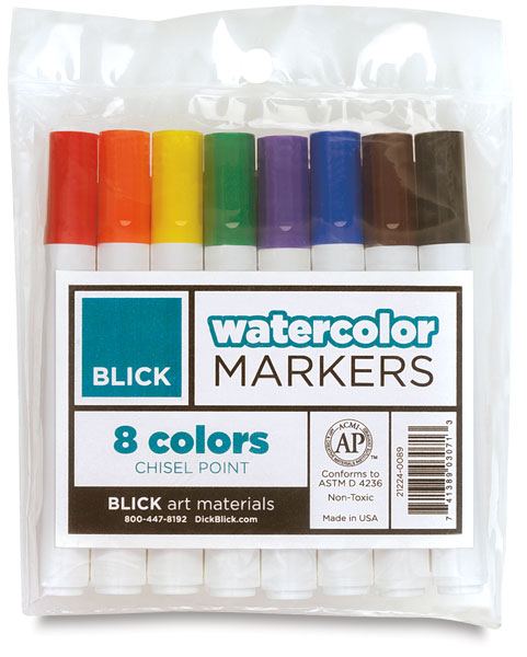 Set of 8 Markers