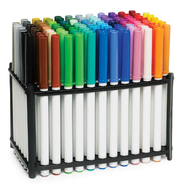 Set of 100 Markers