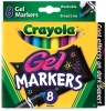 Crayola GelFX (Gel Effects) Markers