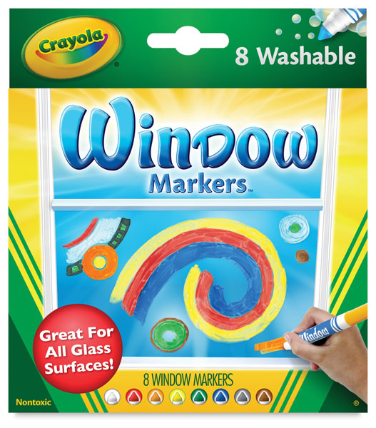 Window FX Markers, Pkg of 8