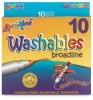Liqui-Mark Washable Broadline Markers