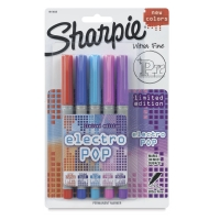 Set of 5, Electro Pop Colors