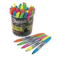Class Pack of 36, Neon Colors