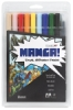 Manga Shonen Colors, Set of 10