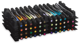Assorted Colors, Set of 48, Studio Stacker