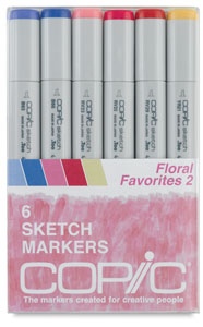 Floral Favorites 2, Set of 6