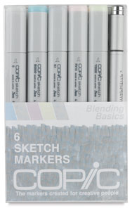 Blending Basics, Set of 6