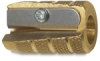 Alvin Brass Bullet <nobr>Pencil Sharpener</nobr>