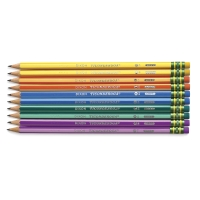 Ticonderoga No. 2 Striped Pencils