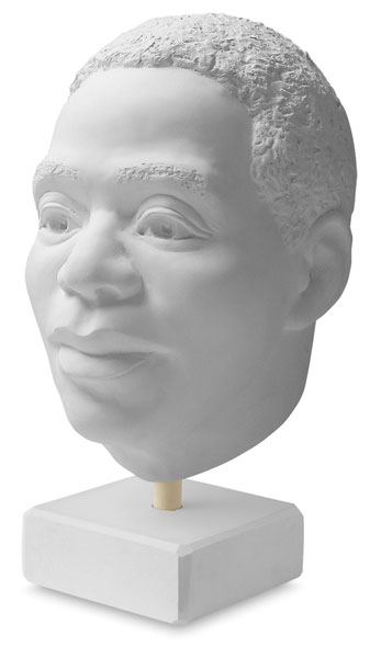Facial Feature Model,  Africa/Cameroon