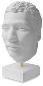 Facial Feature Model,  South America/Columbia