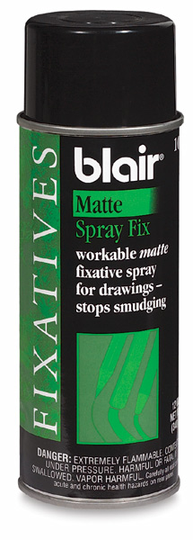 Spray Matte Fixative
