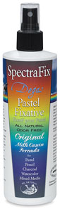 Spray Fixative, 12 oz
