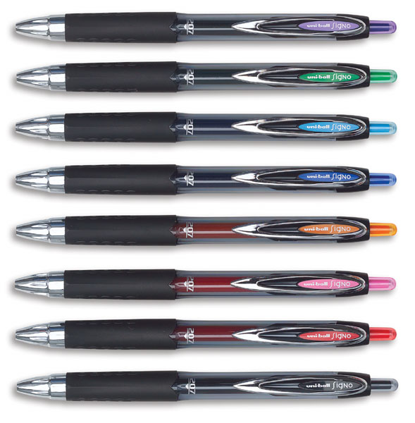 Gel Pen Set of 8