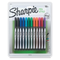 Sharpie Pen, Set of 12 Assorted Colors