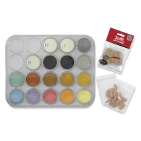 Painting Colors, Set of 17