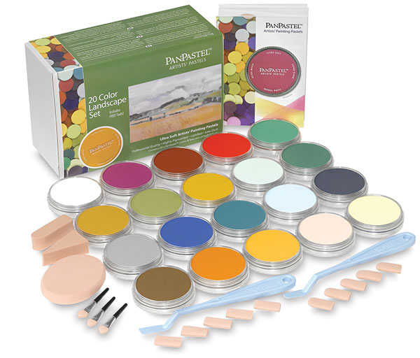 Landscape Colors, Set of 20