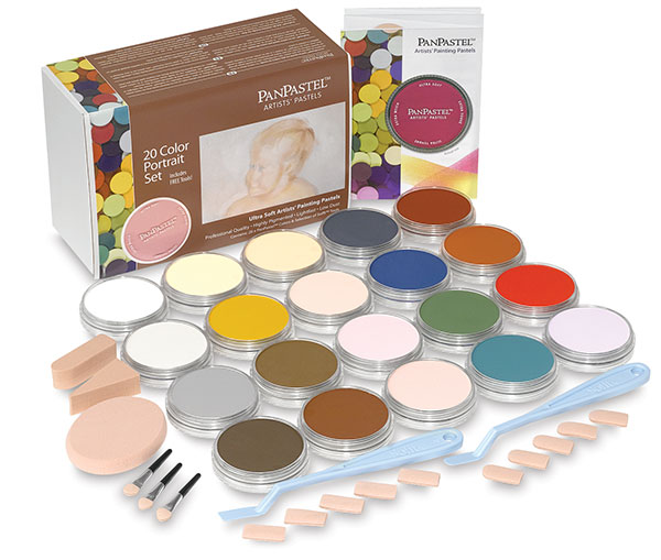 Portrait Colors, Set of 20