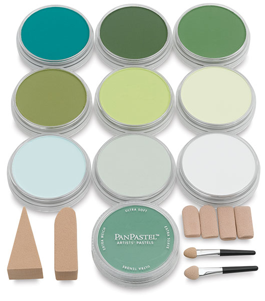 Greens, Set of 10