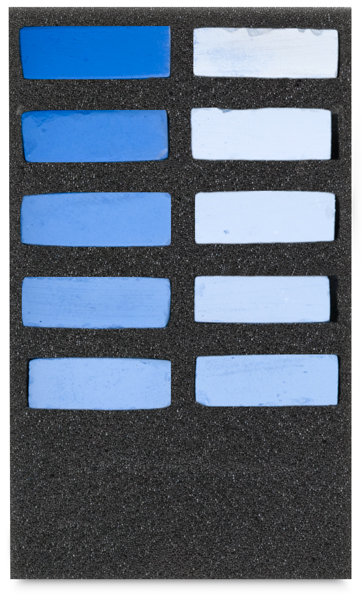 Cobalt Blues, Set of 10