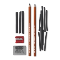 General's Charcoal Drawing Assortment