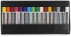 Oil Pastels, Set of 16
