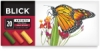 Artists' Pastel Half Stick Sets, Set of 20