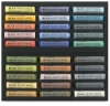 Soft Pastels, Set of 30, Landscape Colors