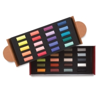 Artists' Pastel Half Stick Sets, Set of 40