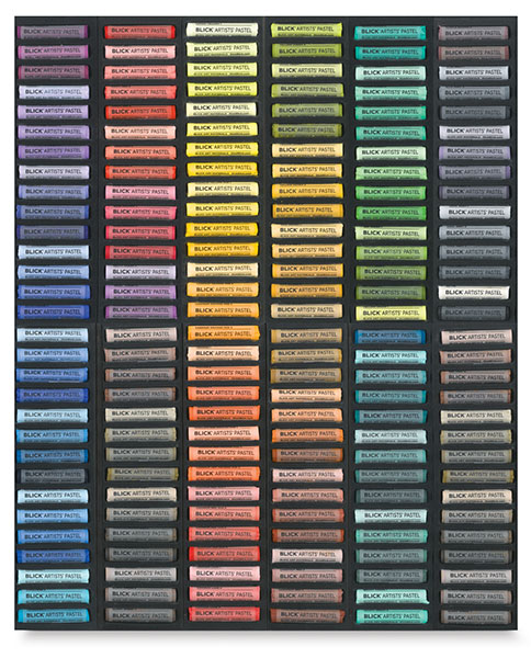 Soft Pastels, Set of 180