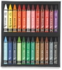 Watersoluble Wax Pastels, Set of 24