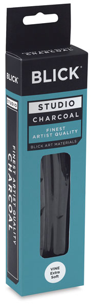 Blick Studio Charcoal, Box of 12