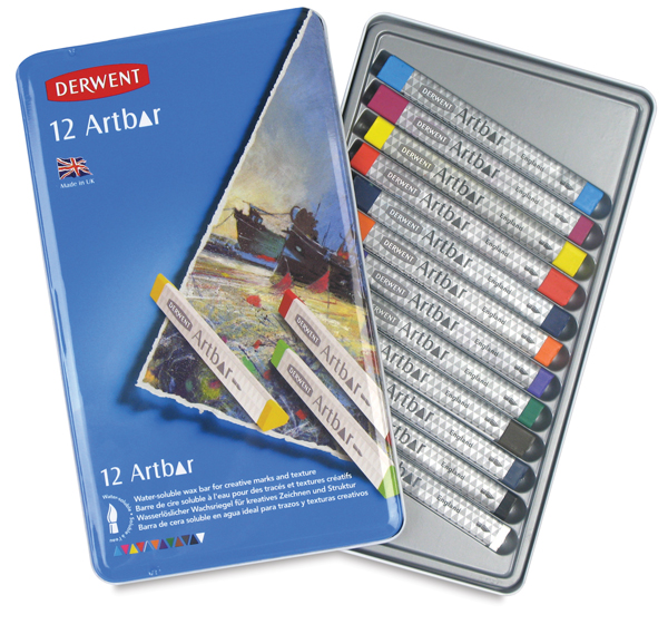 Artbar, set of 12