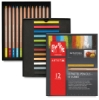 Caran d'Ache Pastel Pencils and Pastel Cubes Sets