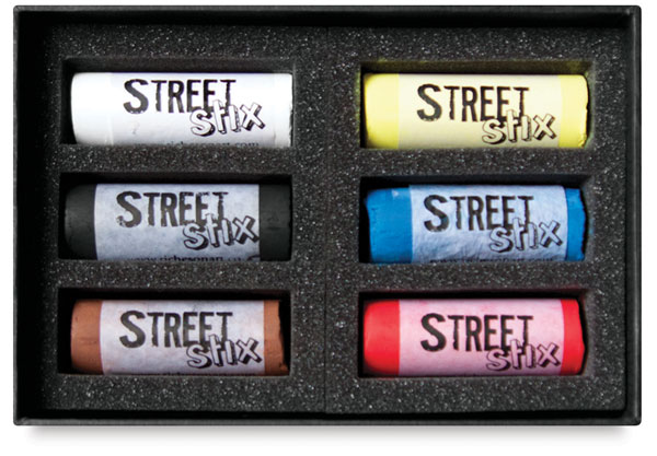Street Stix, Set of 6