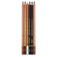 Koh-I-Noor Gioconda Artist's Charcoal Pencils