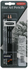 Graphitone Water Soluble Pencils Pack