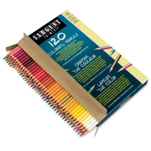 Colored Pencils, Set of 120