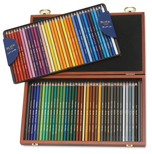 Wood Box Set of 72