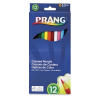 Prang Colored Pencils 3.3 mm Core