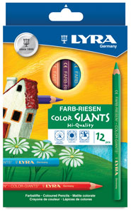 Color Giants, Set of 12 Assorted Colors