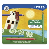 Color Giants, Set of 18 Assorted Colors