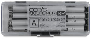 Multiliner SP Set A