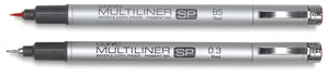 Multiliner SP Color Pens