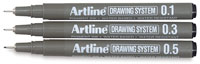 Artline Drawing Pens